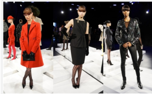 Designs from William Calvert's Callula Lillibelle fall2011 Presentation at Mercedes-Benz Fashion Week NY