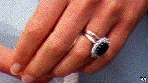 kate wedding ring