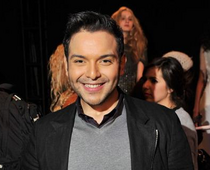 Rafael Cennamo at his Fall 2012 Presentation, sourced from www.examiner.com, photo, Getty Images