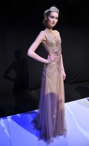 Rafael Cennamo Embroidered Tulle Gown - The West's Idealized Version of a Princess