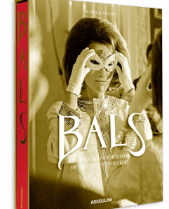 Cover Shot of Bals, Possibly Vicomtesse Jacqueline de Ribes